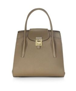 Michael Kors Collection | Bancroft Large Desert Leather Tote