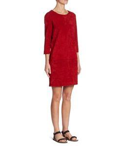 The Row | Rina Suede Dress