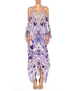 Camilla | Chinese Whispers Silk Caftan