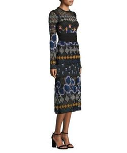 Yigal Azrouel | Embroide Lace Dress