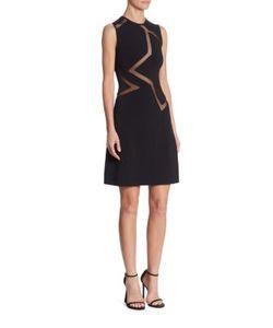 Elie Saab | Sleeveless Cocktail Dress