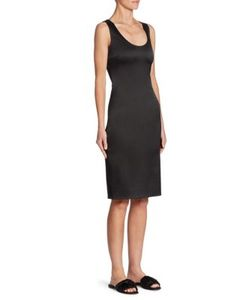 The Row | Hurel Scoopneck Dress