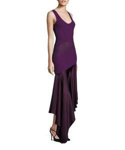 Prabal Gurung | Sleeveless Asymmetric Dress