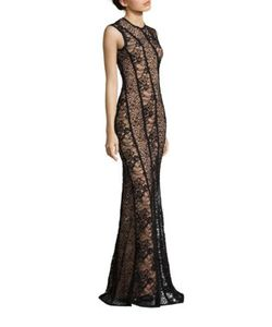 Jason Wu   Corded Lace Gown