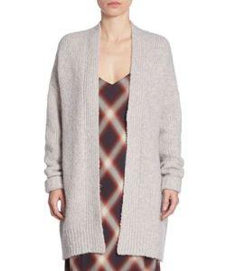Vince | Chunky Merino Wool Cashmere Silk Cardigan