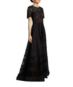 Jason Wu   Organza Ball Gown