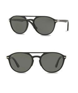 Persol | 52mm Polarized Phantos Sunglasses