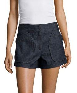 Derek Lam | Cotton Denim Shorts