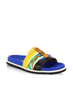 Moschino | Multicolored Leather Sandals