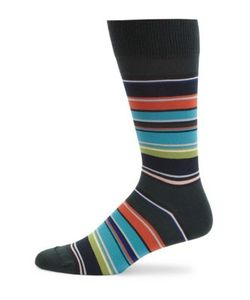 Paul Smith | Val Striped Socks