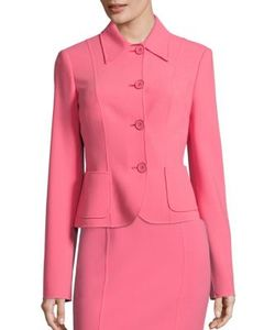 Michael Kors Collection | Notched Wool Jacket