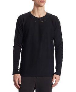 Issey Miyake | Regular Fit Wool Sweater
