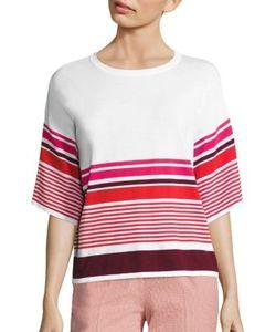 Piazza Sempione | Striped Knit Top