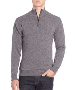Barbour | Becket Long Sleeve Wool Sweater