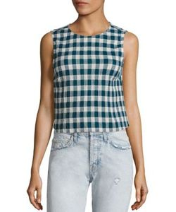 Current/Elliott | The Boxy Cropped Tank