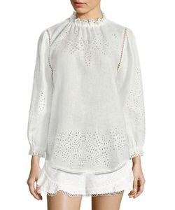 Zimmermann | Paradiso Embroidered Blouse