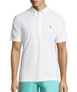 Polo Ralph Lauren   Solid Cotton Polo