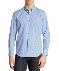 Robert Graham | Wade Regular-Fit Checkered Shirt
