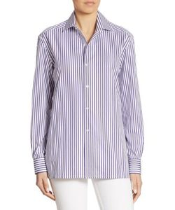 Ralph Lauren Collection | Capri Striped Shirt
