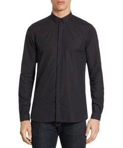The Kooples   Long Sleeve Cotton Shirt