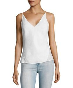 J Brand   Lucy Linen Camisole