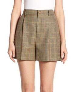 Ralph Lauren Collection | Tracy Wool Shorts