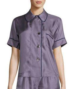 Araks | Shelby Silk Twill Pajama Top