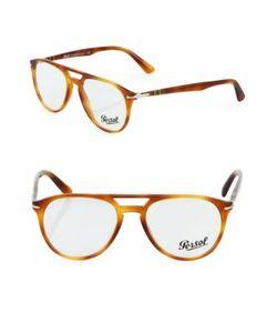 Persol | Sienna 52mm Pilot Optical Glasses