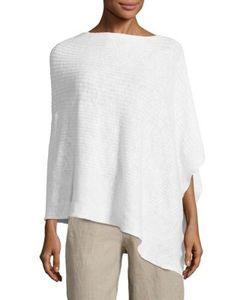Eileen Fisher | Organic Linen Organic Cotton Poncho