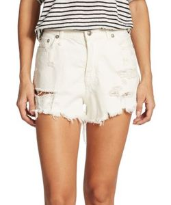 R13 | Shded Slouch Shorts