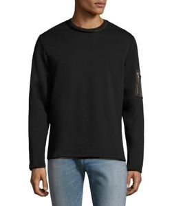 Ovadia & Sons | Long Sleeve Cotton Sweater