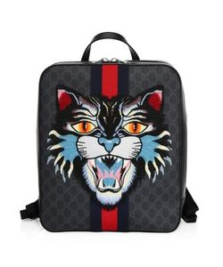 Gucci | Gg Angry Cat Backpack
