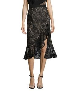 Prabal Gurung | Confetti Lace Skirt