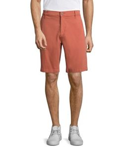 7 For All Mankind | Cotton Blend Chino Shorts