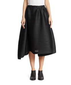 Pleats Please By Issey Miyake | Solid Bounce Skirt