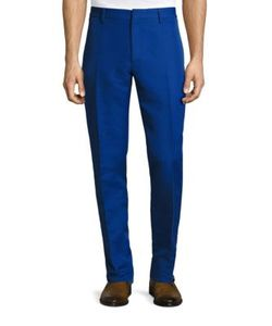 Salvatore Ferragamo | Basic Solid Pants