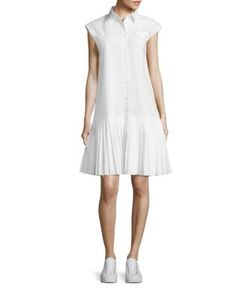 Public School | Rabi Cotton Poplin Shirt Dress