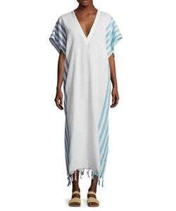 Koza | Riri Side Striped Caftan