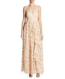Badgley Mischka | Cutout Dress