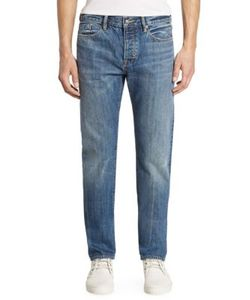 Vince | Selvedge Straight-Fit Mcguiness Jeans
