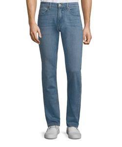 Paige | Federal Slim-Fit Jeans