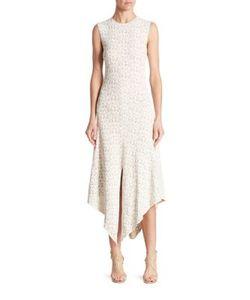 Akris | Iberia No. 25 Intarsia-Knit Dress