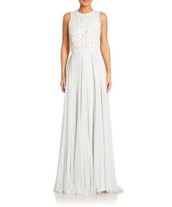 Elie Saab | Embellished Silk Gown