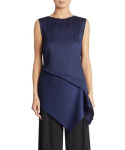 Pleats Please By Issey Miyake | Long Ballet Top