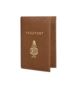 Mark Cross | Leather Passport Case