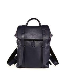 Giorgio Armani | Leather Backpack