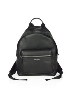 Salvatore Ferragamo | Float Tumbled Backpack
