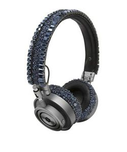 Master & Dynamic | Carolyn Rowan X Mh30 Swarovski Crystal Embellished Headphones