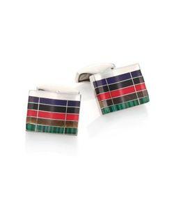 Tateossian | Multicolored Cuff Links