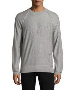 Burberry | Coleford Logo-Embroidered Sweatshirt